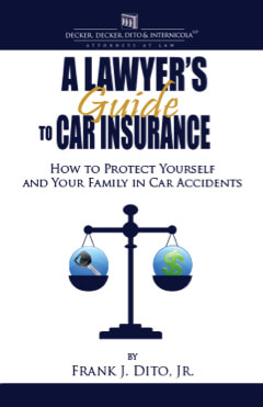 A Lawyer's Guide to Car Insurance book cover